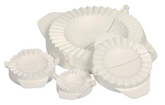 Form für Teigtaschen und Ravioli in 4 Größen