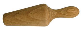 Holzstößel für Spitzsieb