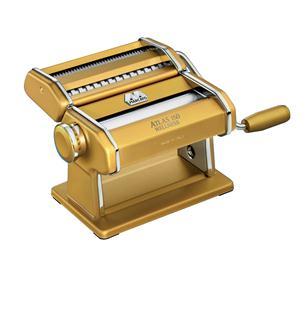 Marcato Nudelmaschine, goldfarben