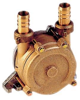 Pumpe aus Bronze für Bohrmaschine