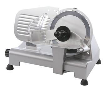 Elektrische Profi-Aufschnittmaschine 195mm CE