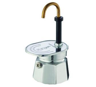 Espressobrunnen für eine Tasse