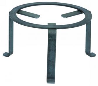 Runder Kamin-Dreibeinständer 50cm