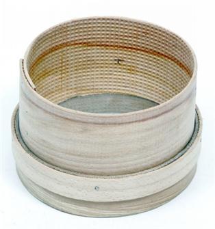 Sieb (15 cm) für weißes Mehl T65