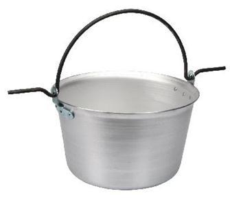 Aluminiumkessel 30 Liter