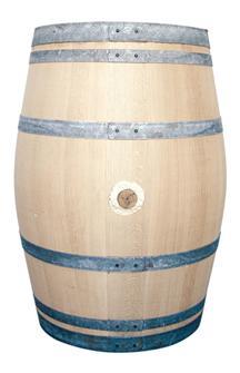 Eichenfass generalüberholt, 225 Liter