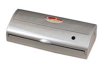Vakuumverpackungsmaschine für den Alltagsgebrauch, grau, Reber