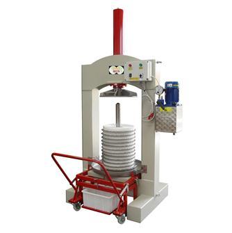 Elektrische hydraulische Olivenpresse, 60 kg/h