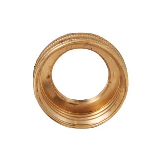 Mutter für Behälter mit 6 cm Durchmesser Ausgang 33/42 für Wasserhahn