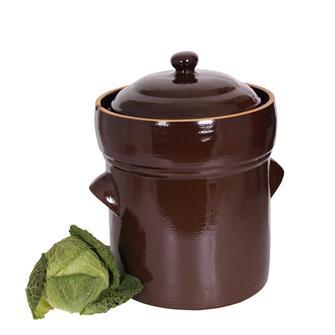 Sauerkrauttopf / Gärtopf, 25 Liter.