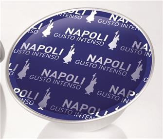 Box mit 16 Kapseln Bialetti Napoli