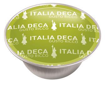 Box mit 16 Kapseln Bialetti Italia Deca