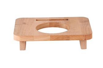 Holzständer 10cm