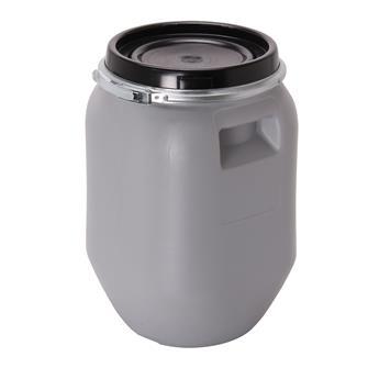 Dichtes Fass zur Lagerung von Lebensmitteln, 25 Liter
