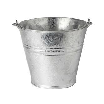 Feuerverzinkter Eimer, 12 Liter