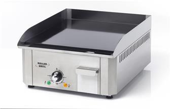 Elektrogrill für Profis, 40 cm, 3 000 W, emailliert, 10 mm