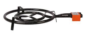 Paella-Brenner, 50 cm