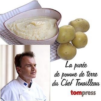 Leckeres Kartoffelpüree von Chefkoch Tenailleau