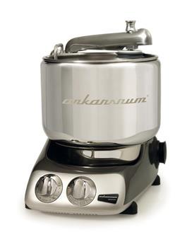 Schwedische Multifunktions-Küchenmaschine, chromschwarz
