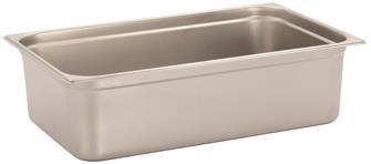 Gastronorm-Behälter Edelstahl, GN1/1, Höhe 15cm, EN631