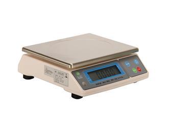 Elektronische Waage aus Edelstahl, 30 kg