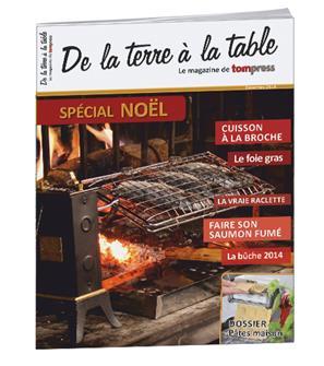 Tom Press Magazine spécial Noël 2014