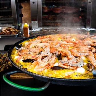 Meeres-Paella