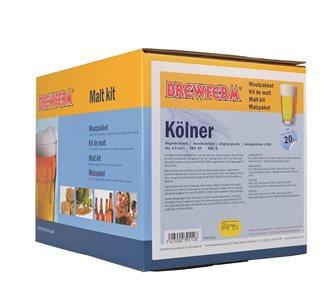 Malzpaket Kölner für 20 Liter Bier