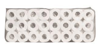 Packung mit 108 Rollen Toilettenpapier