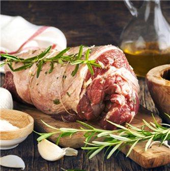 Zwei Rezepte für Lammkeule, drei Arten der Zubereitung