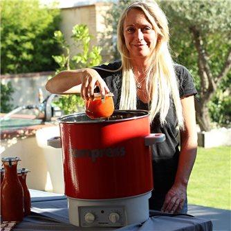 Tomaten-Coulis von Vanessa