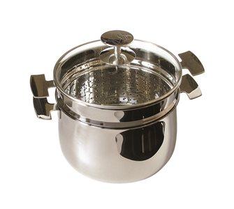 Cuiseur à riz Baumstal inox induction 16 cm