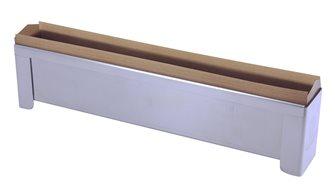 Spezialform für französische Pâté en Croûte 30 cm mit Backpapier