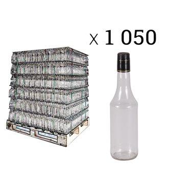 Bouteilles à sirop 1 l par palette de 1050