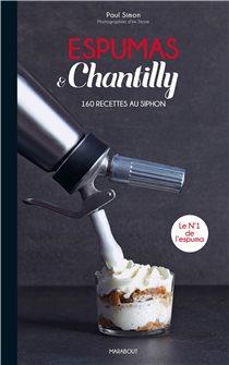 Livre Espumas & chantilly