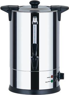 Getränkespender 6,8 Liter für heißes Wasser, Glühwein, heiße Getränke