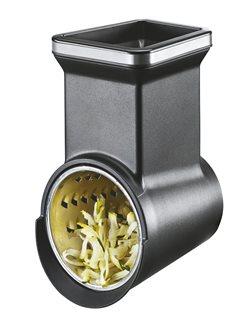 Accessoire râpe rotative avec 3 tambours pour hachoir à viande Transforma Gefu