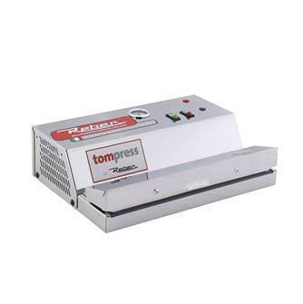 Vakuumierer aus Edelstahl, Reber EcoPro 30