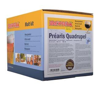 Malzpaket Préaris Quadrupel für 20 Liter Bier