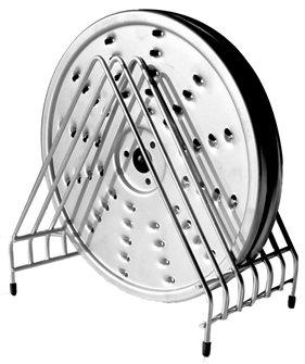 Support 6 disques de coupe pour coupe-légumes