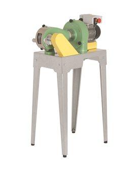 Rupfmaschine Geflügel und Gänse zweimotorig mit Platten und Saugsystem