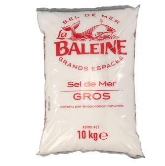 Grobes Salz für Salami, Salzen und Kochen, 10kg