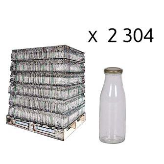 Saftflaschen 1/2 L, Palette mit 2304 Stück