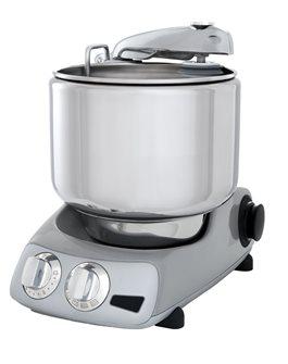 Multifunktioneller Küchenroboter aus Schweden in Silber